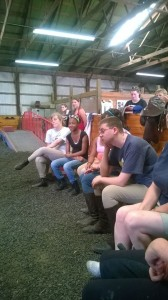 Horse Massager lecture